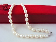 Latest Design Freshwater Real Pearls necklace for Girls