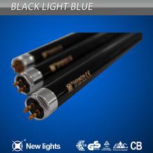 365nm Uv Black Light BLB Glass Tube Lamp for Currency Detector Using (BLB)