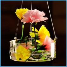 Wholesale home vase decoration sweet flower vase items different types glass vase