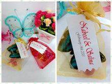 designer bag custom printed organza bag wedding gift candy bags