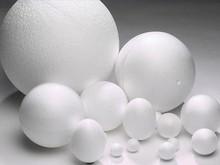 Expanded polystyrene balls