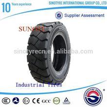 Dubai wholesale market professional for linde forklift solid tyres 7.00-12