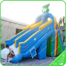 2015 inflatable slide, inflatable slip n slide hot in UK