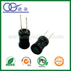 Hot sale choke coil filter inductor coil in dr soft ferrite core with high quality