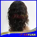 melhor venda de qualidade superior cabelo crespo encaracolado peruca do laço