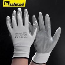 Wear-resisting working nitrile coated glove NT1203