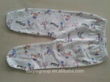 new baby legging set/print cotton fabric/knitting wear