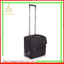 H725 Hot sale trolley luggage, nylon luggage bag band