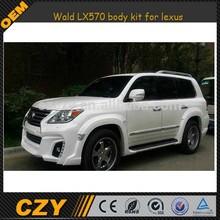 wald LX570 body kit for lexus