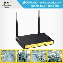AVL, Fleet, Vehicle Management, Fire Trucks, Ambulances, Cop car, School bus wifi Industrial 4g router with external antenna