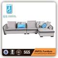 de cuero moderno sofá muebles j853