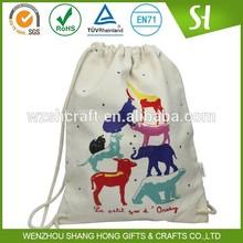 promotion shopping drawstring bag