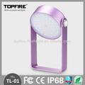 Nova recarregável IP68 5 anos de garantia 120 dias tempo de espera menos 40 graus de trabalho levou lanterna tocha