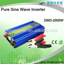 2000w 12vdc to 220vac inverter high efficiency low price inverters solar power