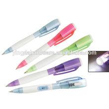 Promotional New Fashion Ball Pen/LED Pen