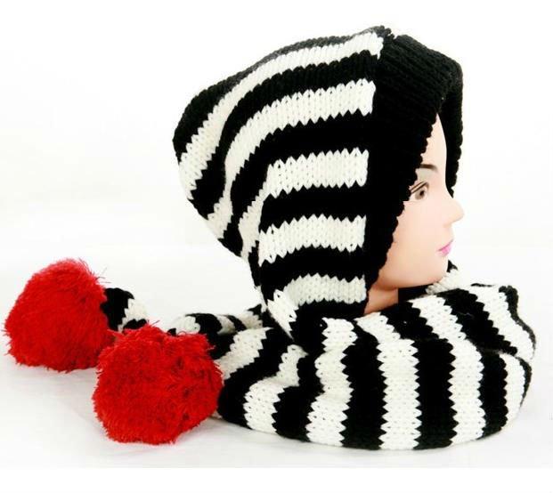Capuchas en crochet - Imagui