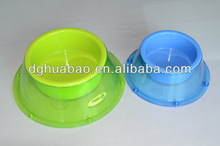 Hot selling pet bowl with a cat model