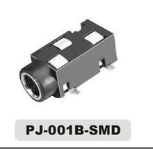 4pin smt audio 3.5mm jack socket