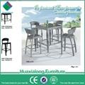 Ao ar livre mobiliário de jardim rattan conjunto jardim emitaliano mobiliário fabricantes fwe-670