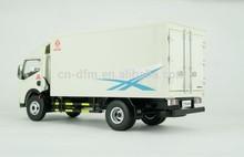 2015 Dongfeng box van truck/logistic van