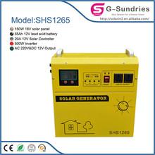 solar panel inverter systerm 12v2ah ups battery for solar system