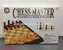 Alta calidad de ajedrez de madera, Caliente la venta de los juegos de ajedrez, 2015 nuevo juego de ajedrez juego de mesa