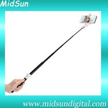 selfie stick extendable hand held monopod,wireless monopod selfie stick,selfie stick with remote