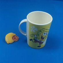 ถ้วยกาแฟเมลามีนที่มีการจัดการสำหรับการส่งเสริมการขายของขวัญ