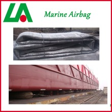 Passed CCS certification high buoyancy pontoon floating of marine launching rubber airbag
