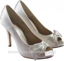 Beautiful wedding bridal shoes(style no. WE085)