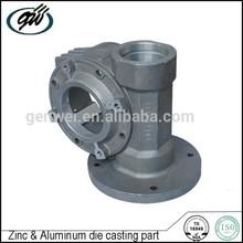 Custom die cast aluminum motorcycle spare parts