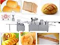 نفق فرن الخبز الخبز ماكينة