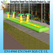 high quality commercial inflatable combo games jungle bouncer