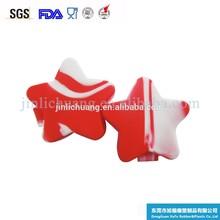 Best Quality FDA Approved Silicone butane hash oil containers for e-cigarette, E-cigarette oil containers Silicone wax container
