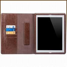 QIALINO newest leather case for ipad mini pure handmade for ipad mini 1 2 3 case