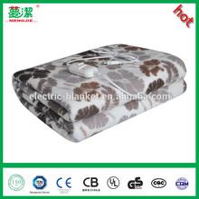 Hot Cold Polar Fleece Down Electric Blanket