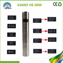 2015 new brand dry herb vaporizer Vamo Ecig V8