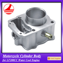 Factory Motorcycle Engine Spare Parts China for LF200CC Motorized Bike