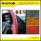 Foam Look Like Carbon PVC Steering Wheel Cover