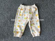 inverno in pile cvc pantaloni lunghi per il bambino