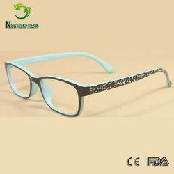 2015 fashion spectecal frames buy eyeglass frame TR90 glasses frame for kids