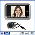 Ferramental privado limpar imagem HD lcd digital video campainha da porta visualizador camera eye