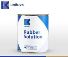 KRONYO silicone rubber rubber glue adhesive rubber adhesive