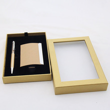 Wrapping for pen box, cardboard pen gift box, boxing pen (PP-1410)