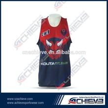 2015 oem Sports shorts customised reversible basketball singlets