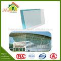 productos de alta calidad resistente a la temperatura de las hojas de policarbonato pliego de condiciones