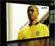 3D video fullcolor advertising P5mm led panels billboard Ad