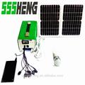 16w الشمسية الطاقة الصغيرة مولد للاستخدام المنزلي