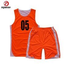 High Quality Dri Fit Sublimated Womens Basketball Uniform Design