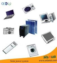 2015 new technology hot sale 500w portable solar energy system